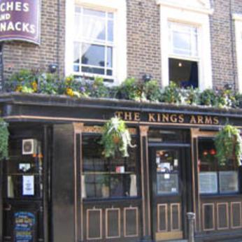 Kings Arms, London SE1