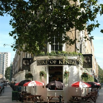 Duke Of Kendal, London W2