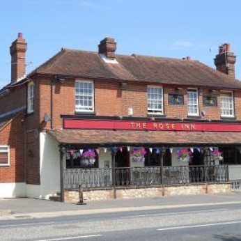 Click to view full size - Rose Inn, Maidstone(photograph number 1)