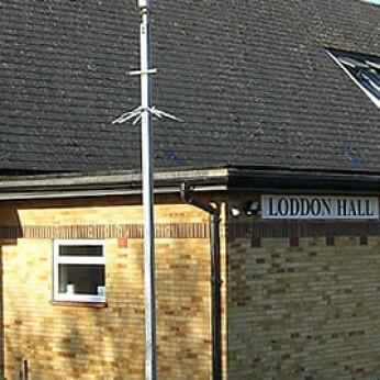 Loddon Hall Social Club, Twyford