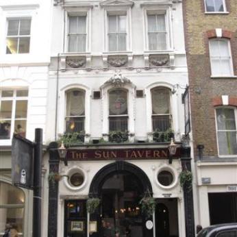 Sun Tavern, London WC2