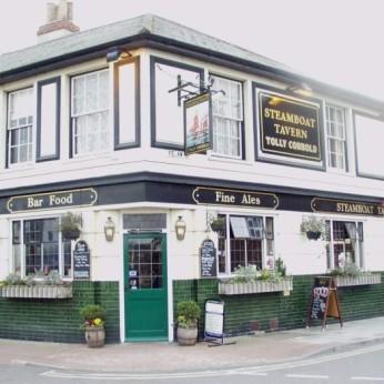 Steamboat Tavern, Ipswich