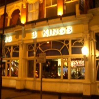 Famous Three Kings, London W14