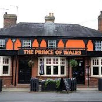 Prince Of Wales, Fleet