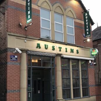 Austin's Sports Bar, Warrington