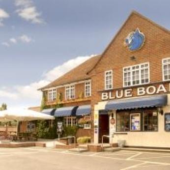 Blue Boar, Norwich