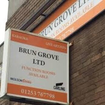 Brungrove Working Mens Club, Blackpool