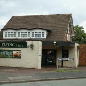 Flying Lady, Crewe