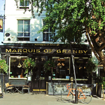Marquis Of Granby, London W1