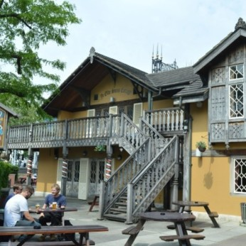 Ye Olde Swiss Cottage, London NW3