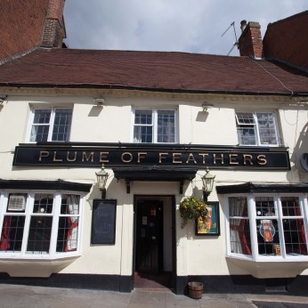 Plume Of Feathers, Daventry