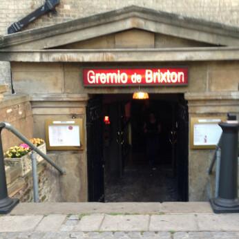 Gremio de Brixton, London SW2
