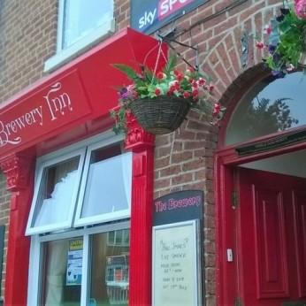 Brewery Inn, Leigh