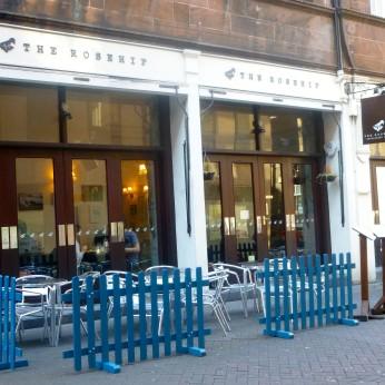 Rosehip Bar, Edinburgh