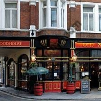 Old Nick, London WC1