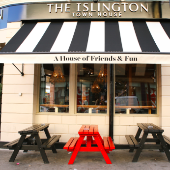 Islington Townhouse, London N1