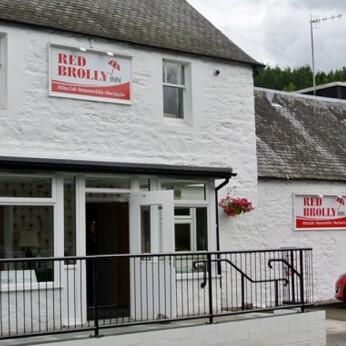 Red Brolly Inn, Ballinluig