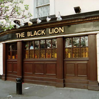 Black Lion, London E13