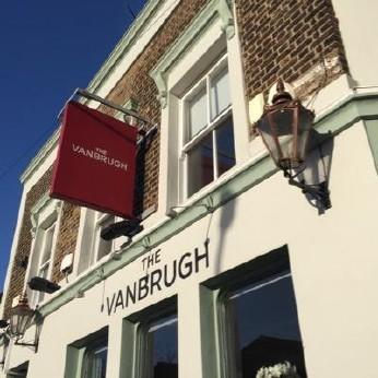 Vanbrugh, London SE10