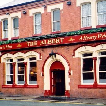 Albert, Anfield