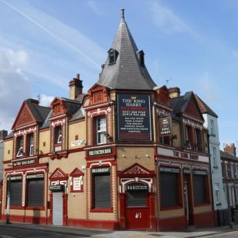 King Harry Bar & Hostel, Anfield