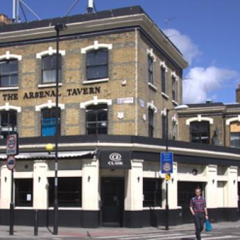 Arsenal Tavern, London N4
