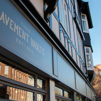 Pavement Vaults, York