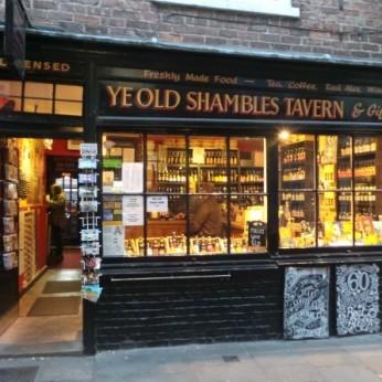 Ye Old Shambles Tavern, York