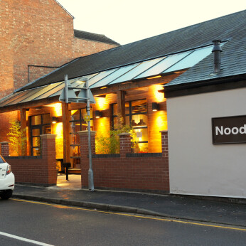 White Horse & Noodle Bar, Loughborough