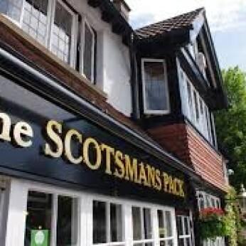 Scotsman's Pack, Hathersage