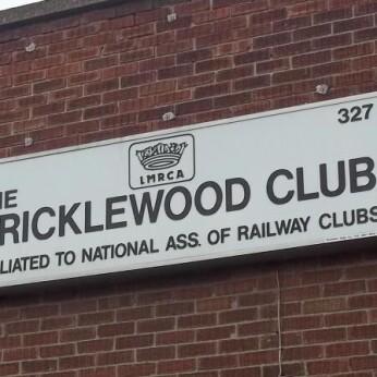 Cricklewood Club LMRCA, London NW2