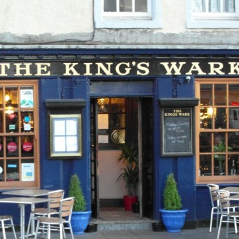Kings Wark, Leith