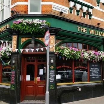 William IV, London E10