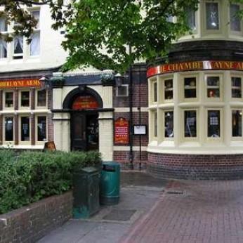 Chamberlayne Arms Hotel, Eastleigh