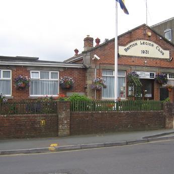 Royal British Legion Shanklin Club, Shanklin