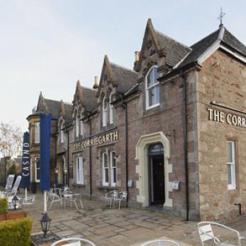 Corriegarth, Inverness