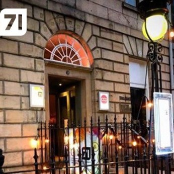 Gin 71, Edinburgh
