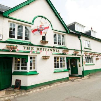 Britannia Inn, Minehead