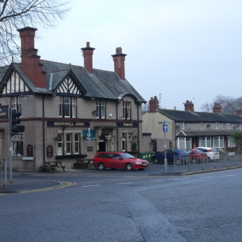 Brownhill Arms, Roe Lee