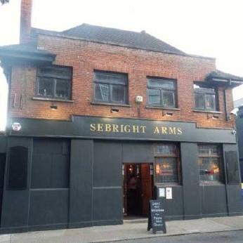 Sebright Arms, London E2