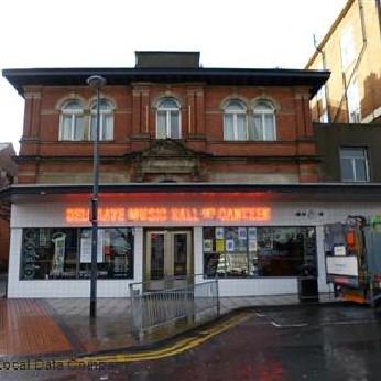 Belgrave Music Hall & Canteen, Leeds