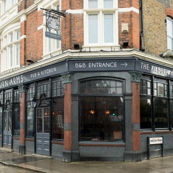 Kilburn Arms, London NW6