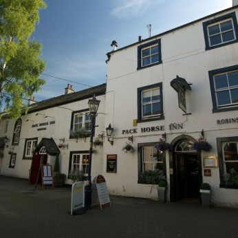 Click to view full size - Pack Horse Inn, Keswick(photograph number 1)