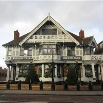 Elm Tree, Clock House