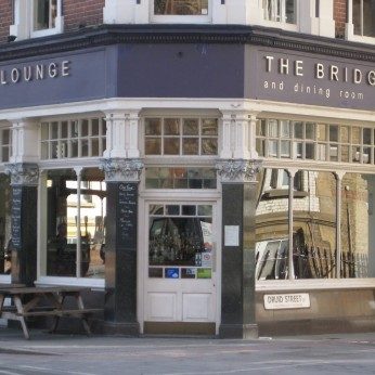 Bridge Lounge & Dining Room, London SE1