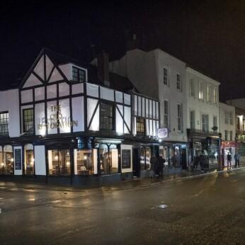 Old Restoration, Cheltenham