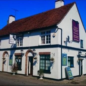 Black Horse Inn, Stratford St. Mary