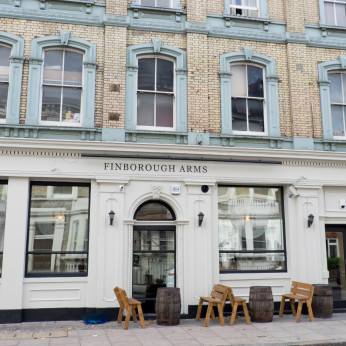 Finborough Arms, London SW10