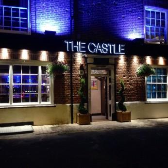 Castle, Thorpe Hamlet