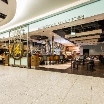 Pilots Bar, Heathrow Airport